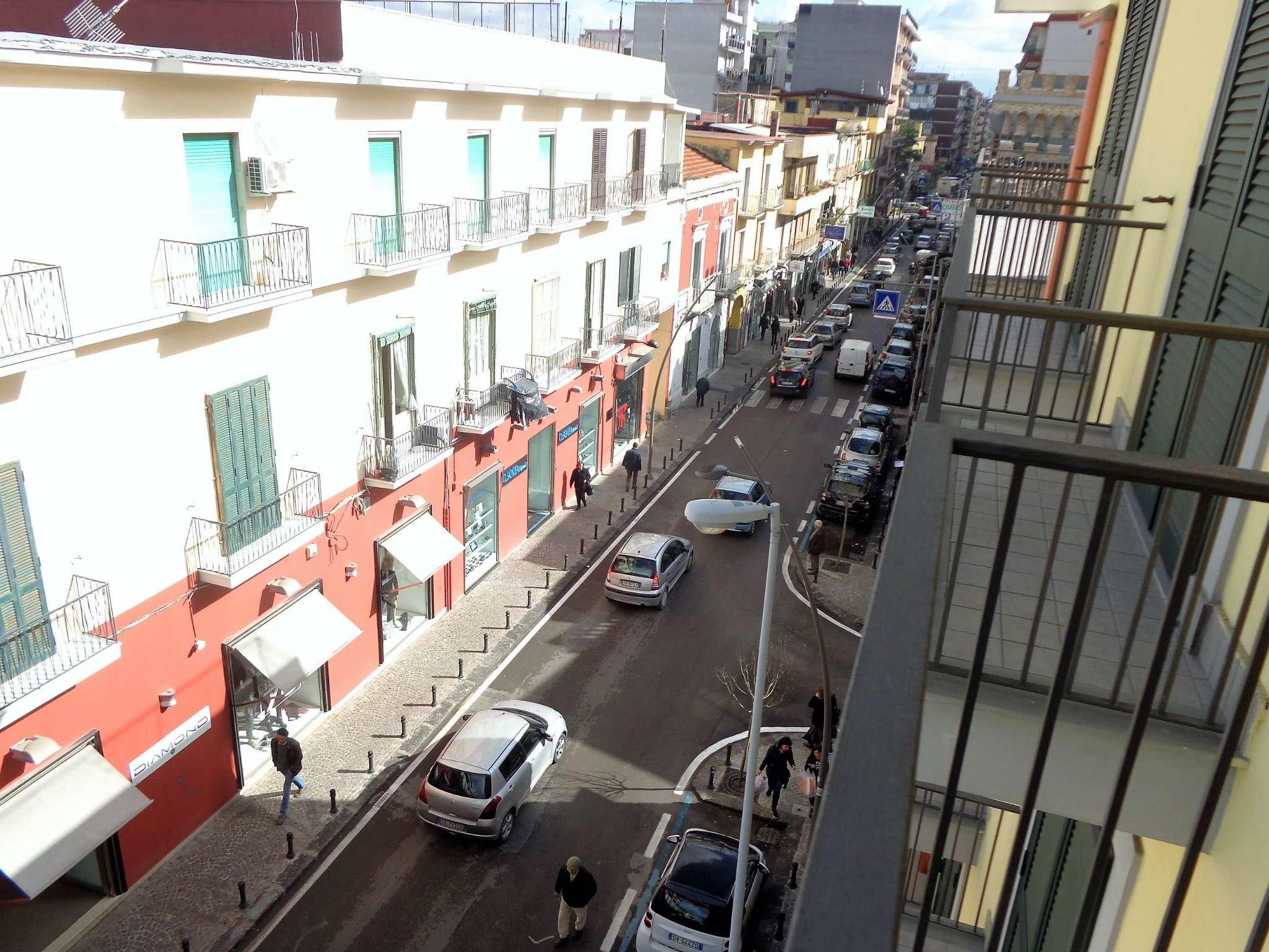 Appartamento trilocale in affitto a Marano di Napoli (NA)
