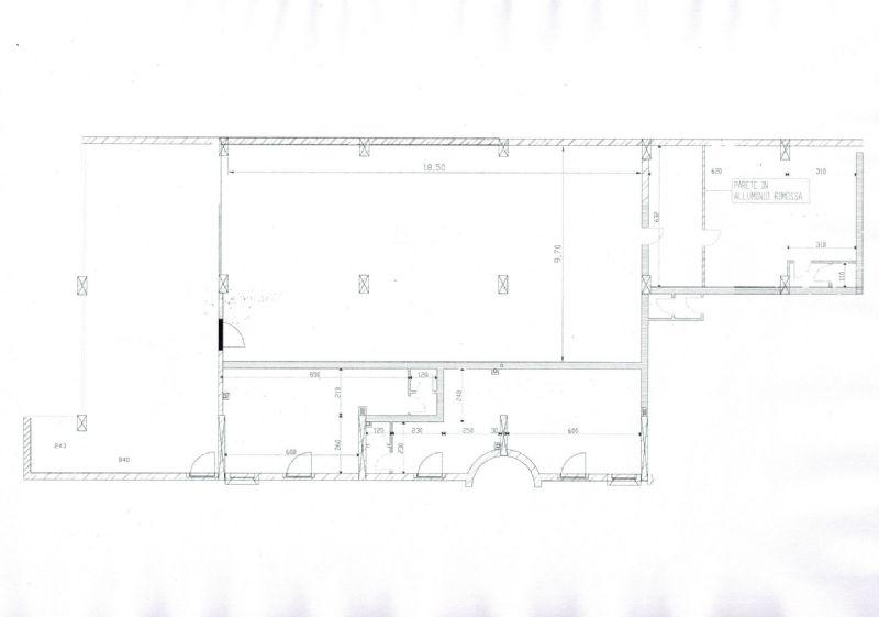 Ufficio / Studio in affitto a Casoria, 1 locali, prezzo € 5.500 | Cambio Casa.it
