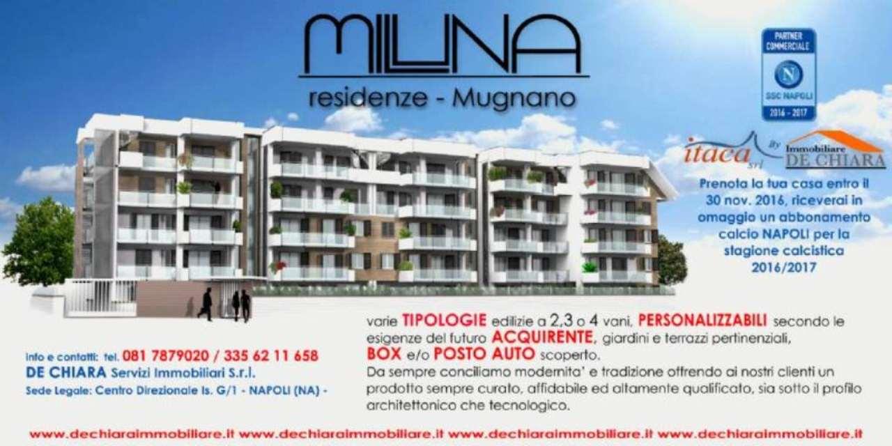 Appartamento in vendita a Mugnano di Napoli, 3 locali, prezzo € 172.000 | CambioCasa.it