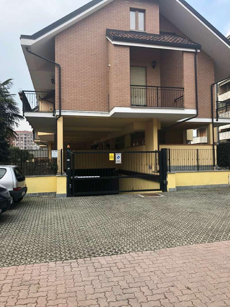 Foto - Garage In Vendita  Borgaro Torinese
