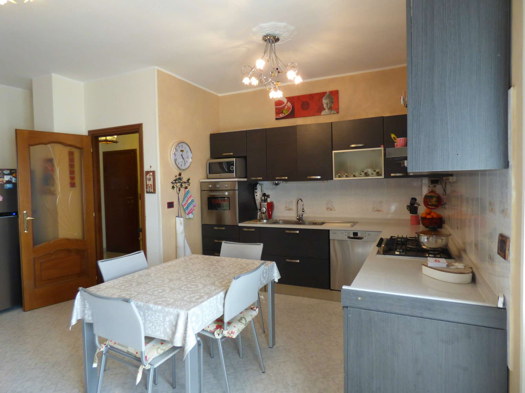 Foto - Appartamento In Vendita Borgaro Torinese