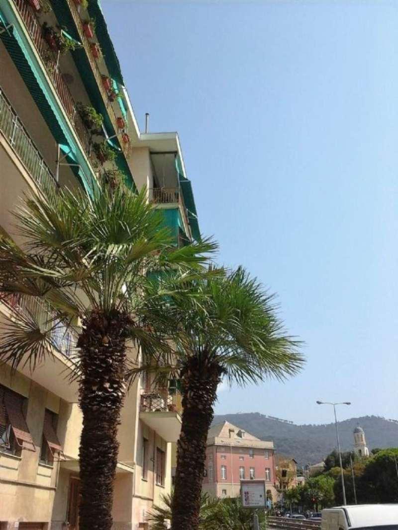 Appartamento in affitto a Genova, 5 locali, zona Zona: 19 . Quarto, prezzo € 650   CambioCasa.it