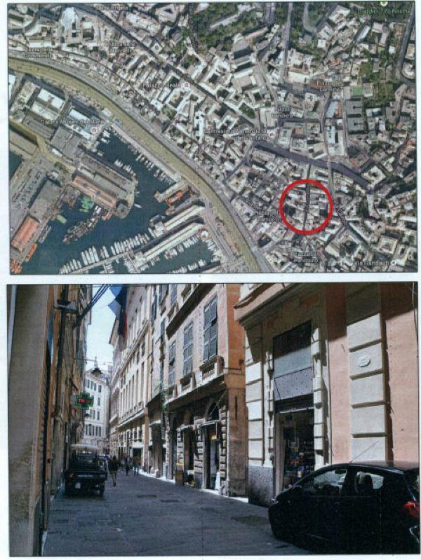 Genova Affitto MAGAZZINO Immagine 2