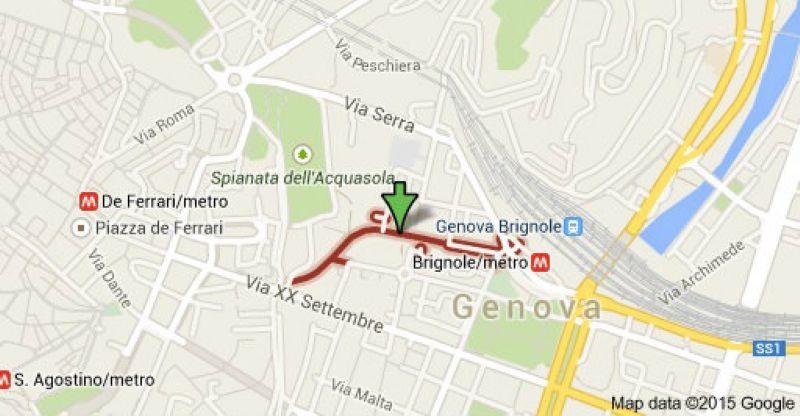 Genova Affitto NEGOZI Immagine 1