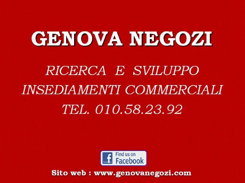 Genova Affitto NEGOZI Immagine 0