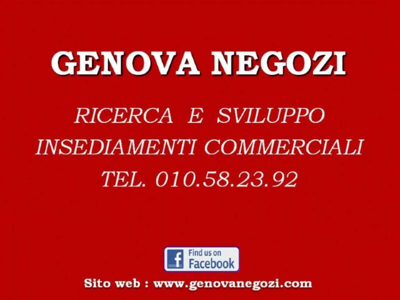 Genova Vendita NEGOZI Immagine 0