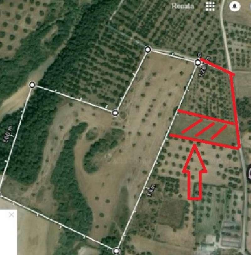 Terreno Edificabile Residenziale in vendita a Canino, 1 locali, prezzo € 140.000 | CambioCasa.it