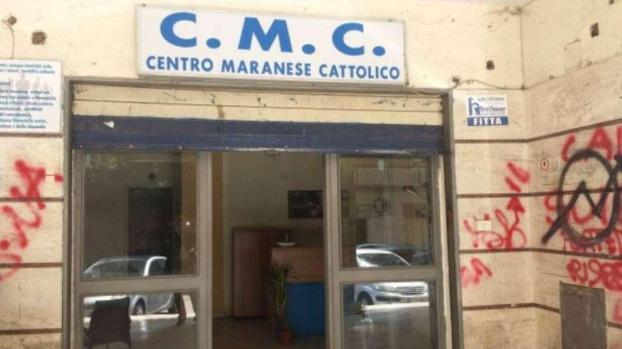 Negozio / Locale in affitto a Marano di Napoli, 2 locali, prezzo € 500 | Cambio Casa.it