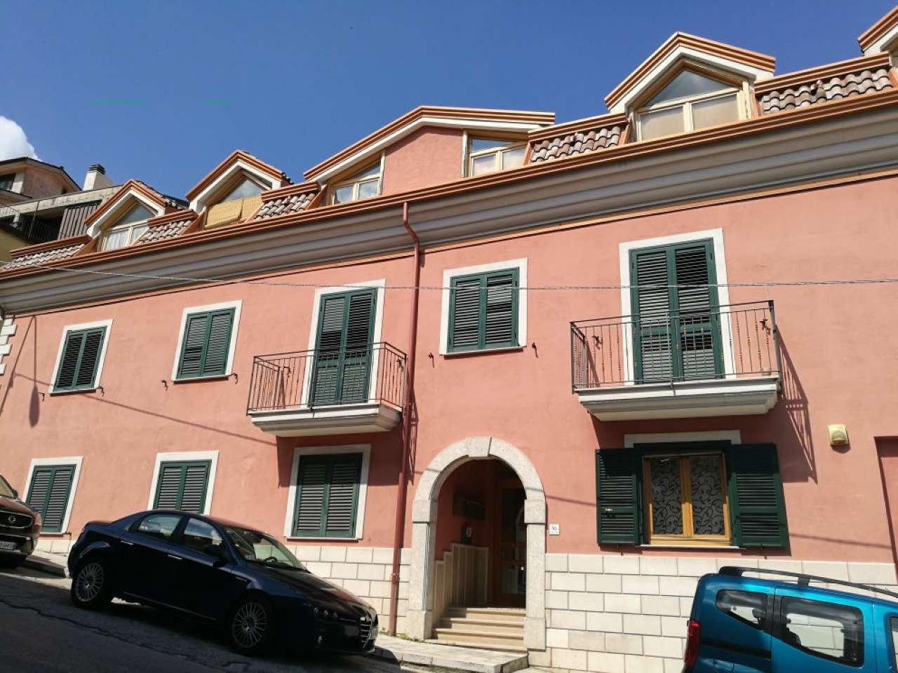 Appartamento quadrilocale in vendita a Monteforte Irpino (AV)