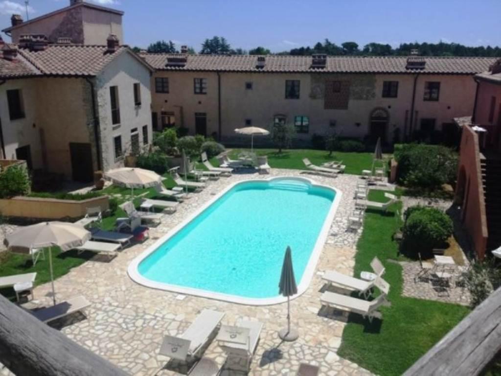 Bilocale Montaione Borgo Via Dell'ecce Homo 2