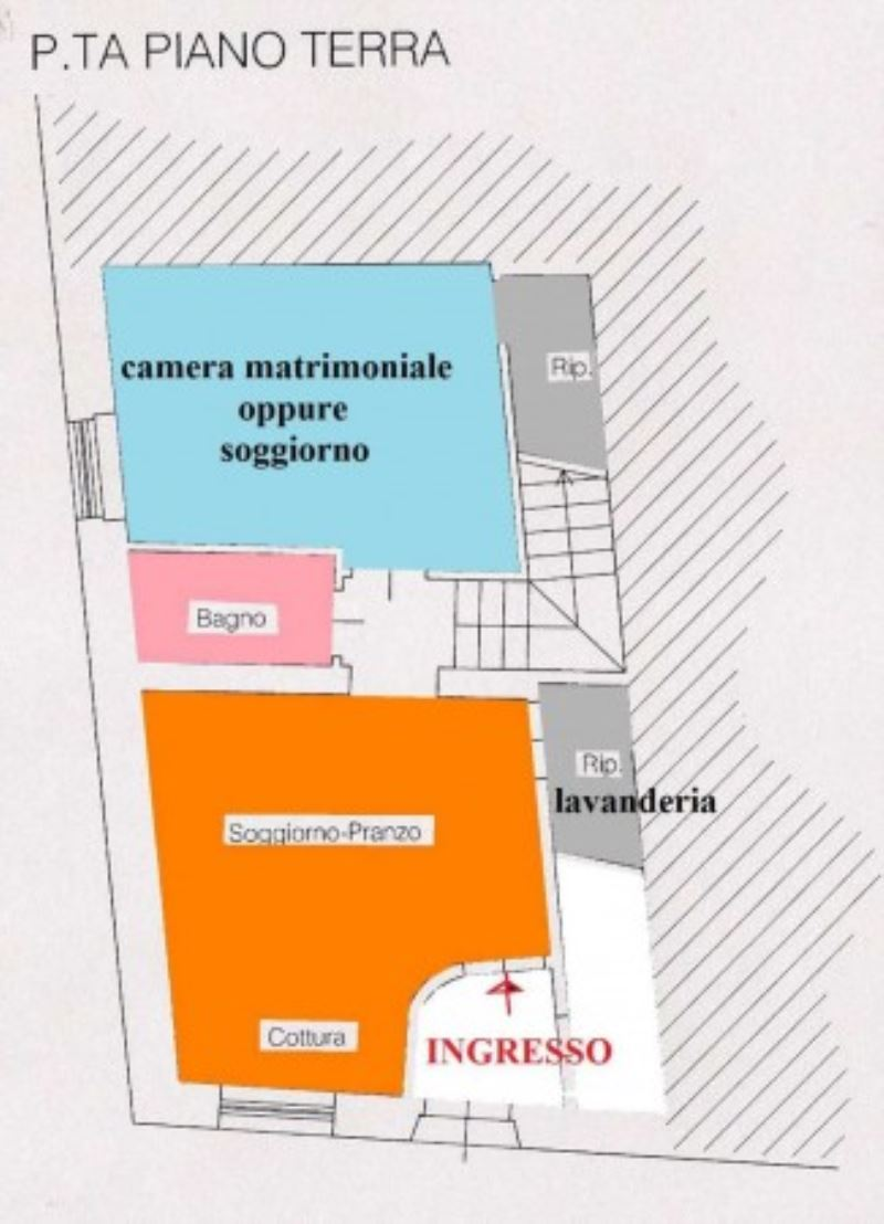 Vendita  bilocale Signa Via Della Lama 1 847953