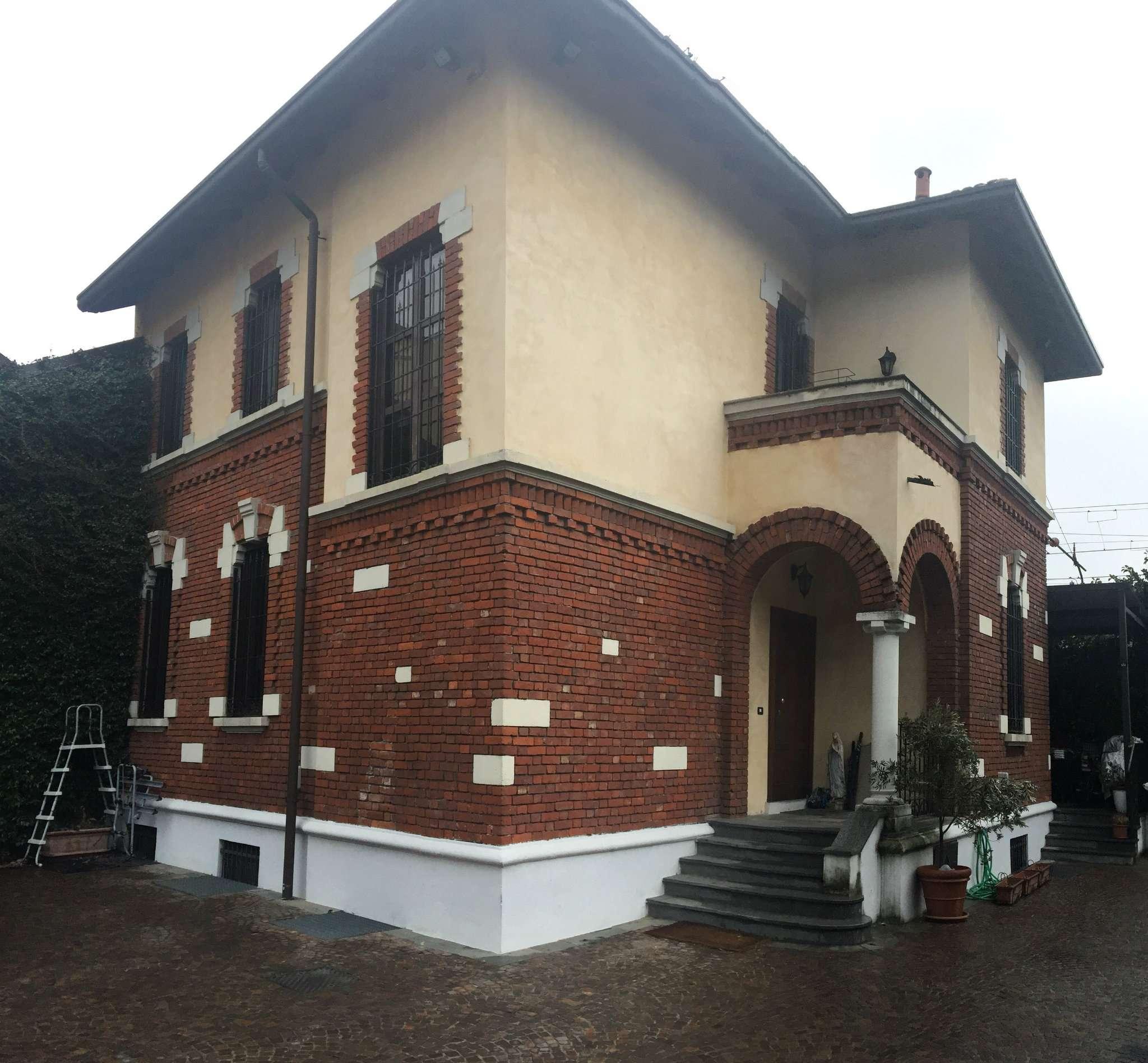 Villa in vendita a Sesto San Giovanni, 4 locali, Trattative riservate | Cambio Casa.it