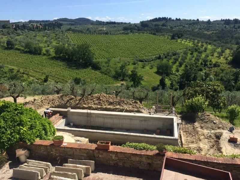 Villa in affitto a Impruneta, 10 locali, prezzo € 5.500 | Cambio Casa.it