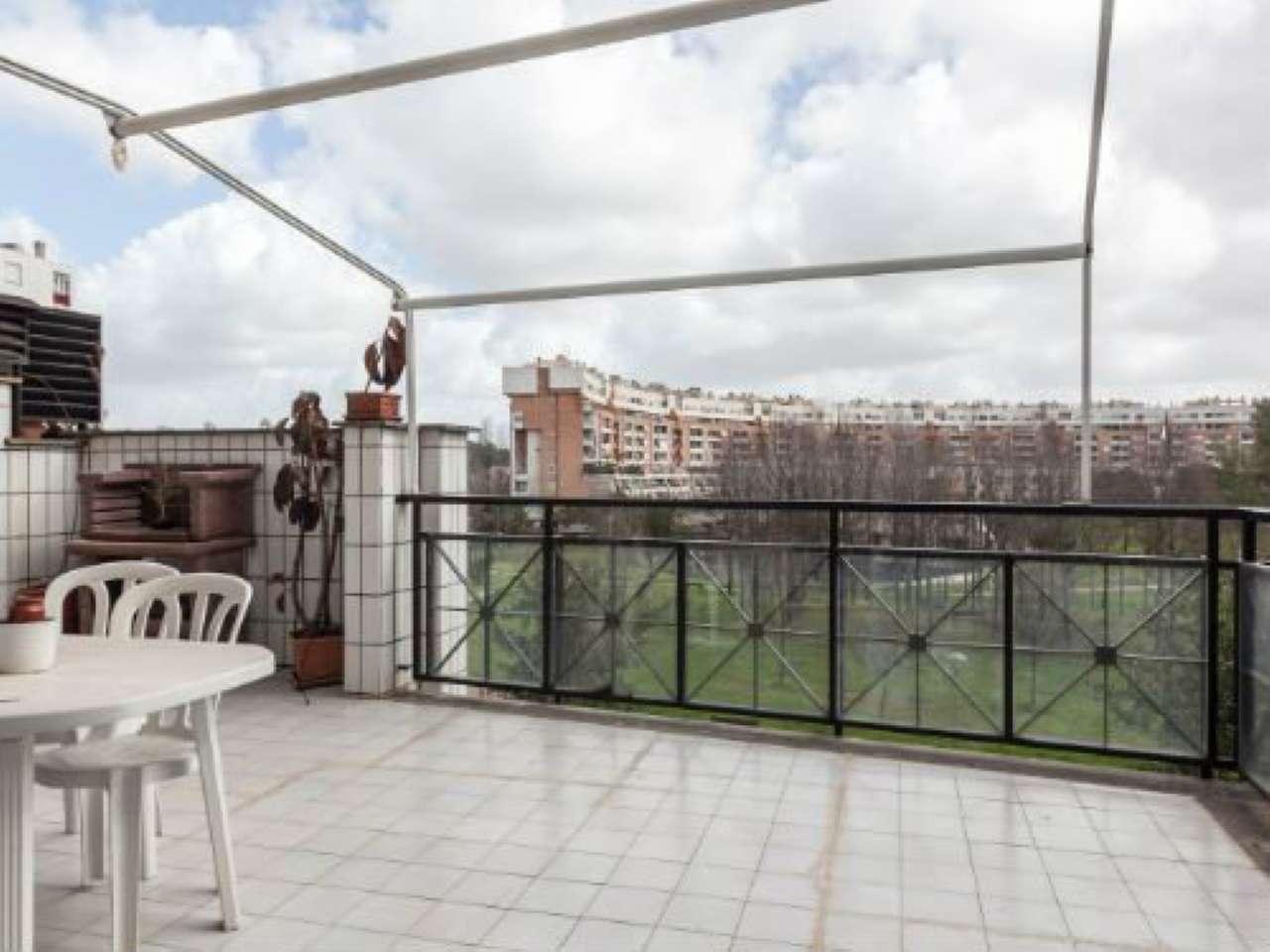 Quadrilocale in affitto a Roma in Via Renato Cesarini