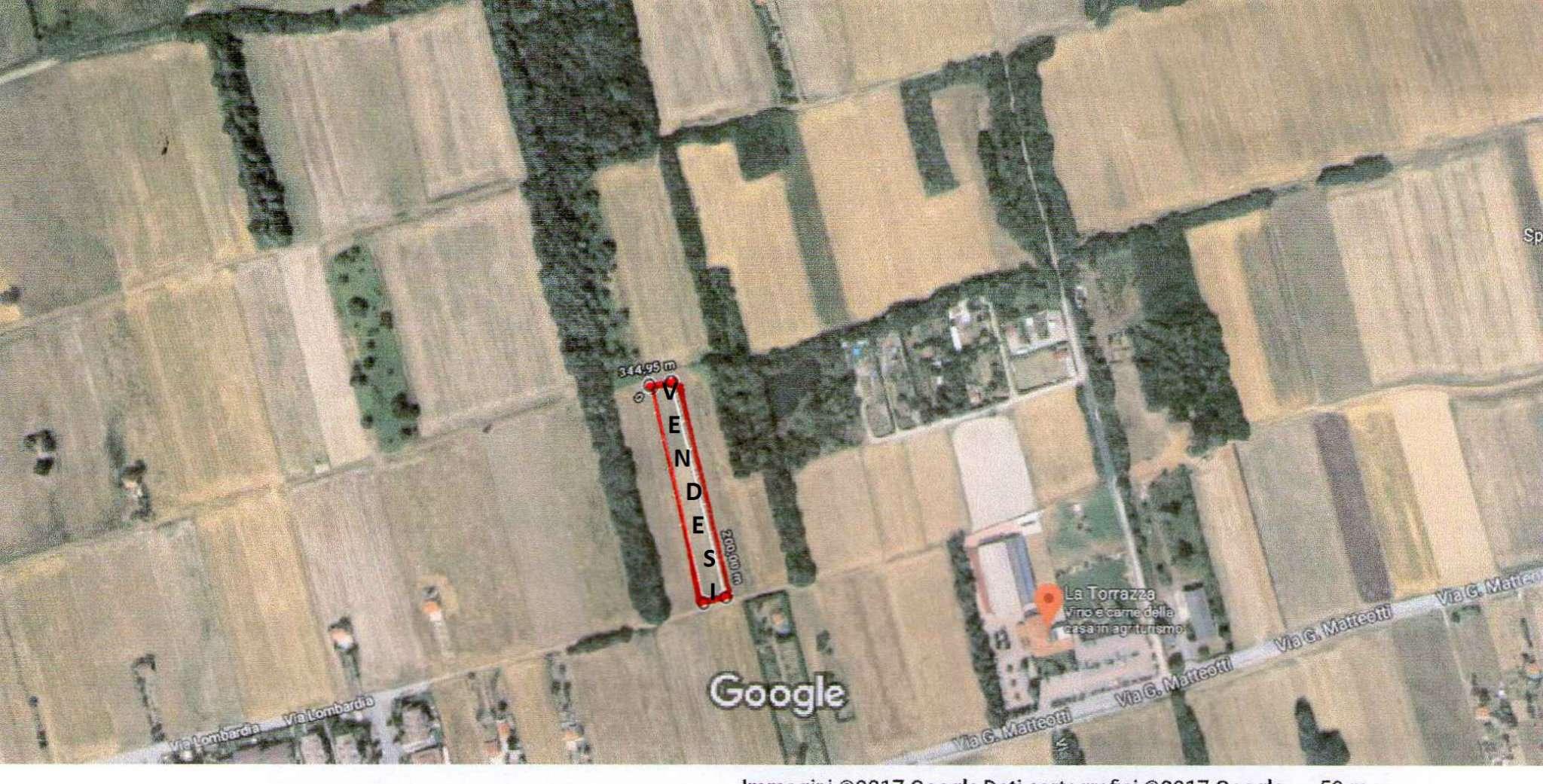 Terreno Agricolo in vendita a Cambiago, 9999 locali, prezzo € 30.000   CambioCasa.it
