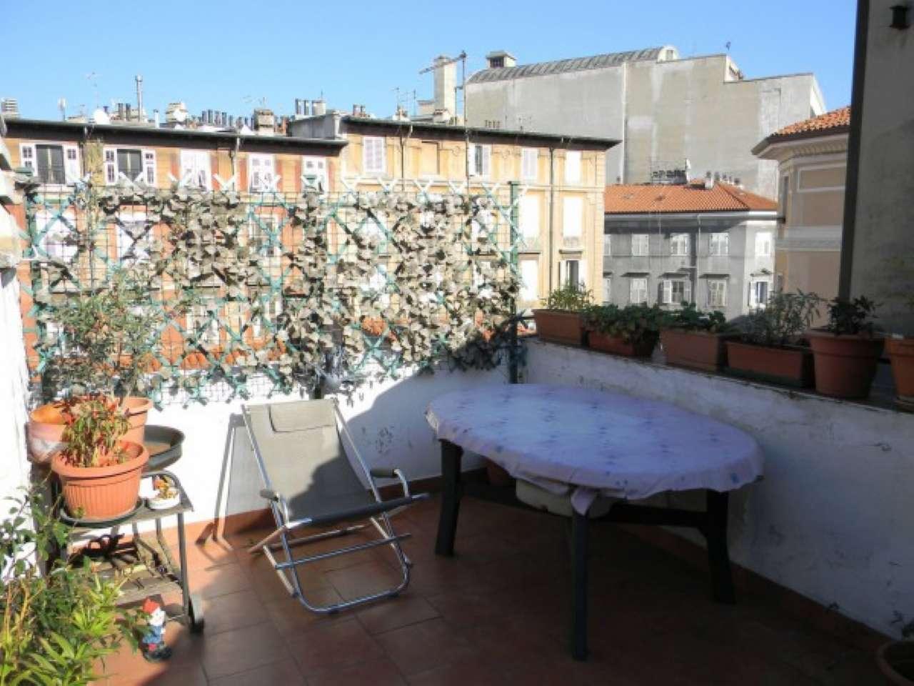 Attico / Mansarda in vendita a Trieste, 3 locali, prezzo € 69.000   Cambio Casa.it