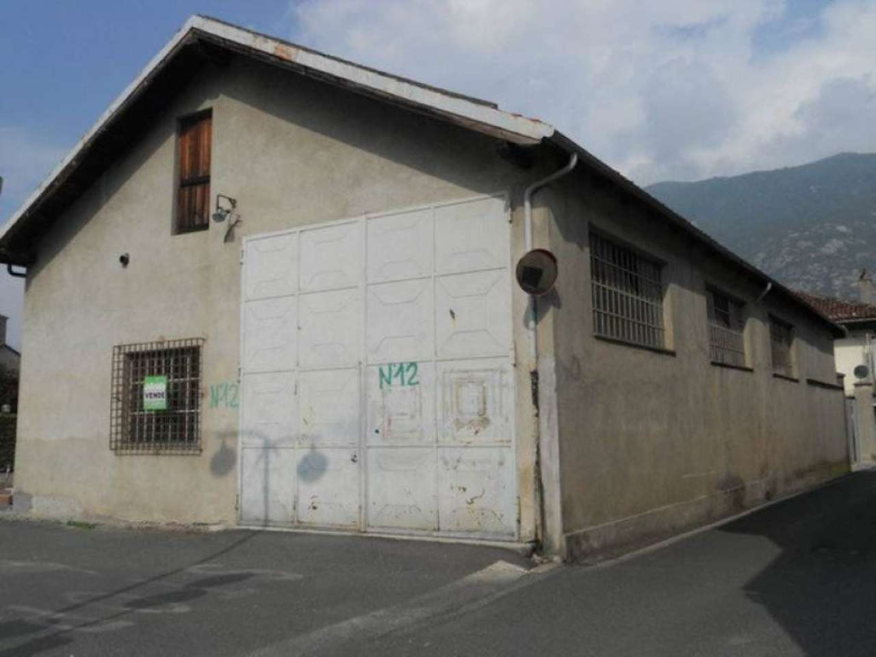 Magazzino in vendita a Sant'Antonino di Susa, 2 locali, prezzo € 95.000 | CambioCasa.it