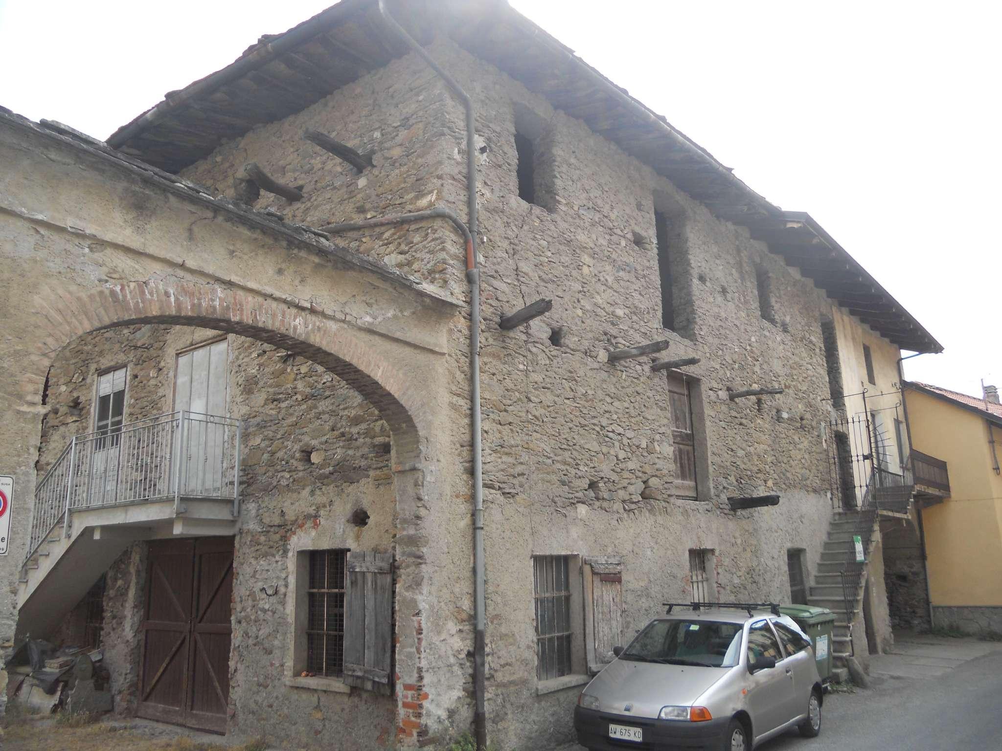 Foto 1 di Rustico / Casale via CARLO CARLI, frazione Martinetti, San Giorio Di Susa