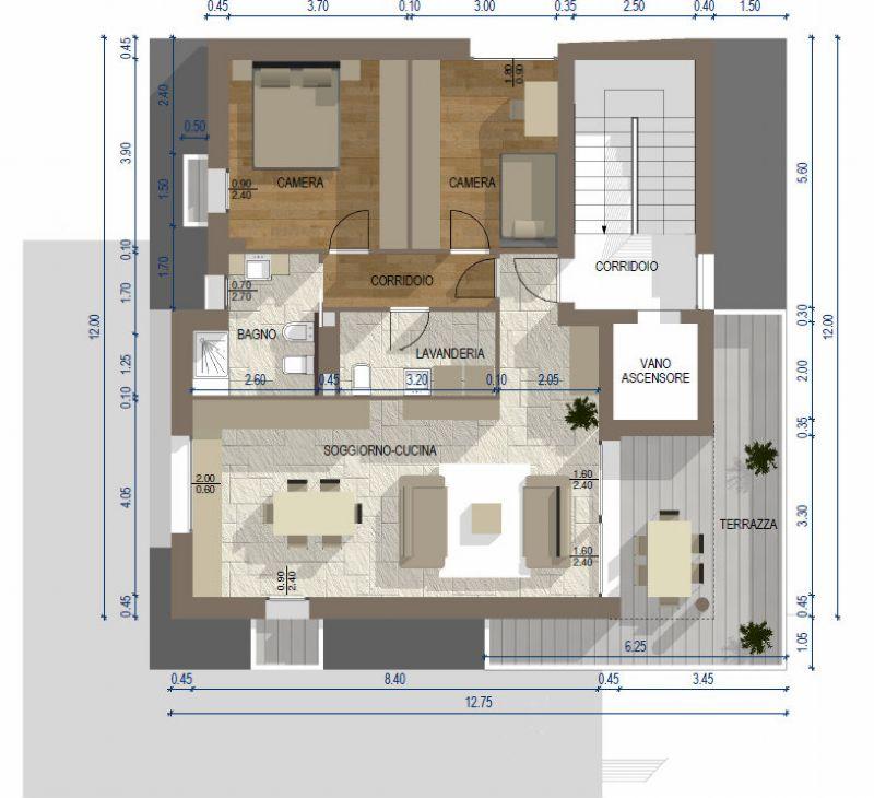 Appartamento in vendita a Castelfranco Veneto, 3 locali, prezzo € 270.000 | Cambio Casa.it