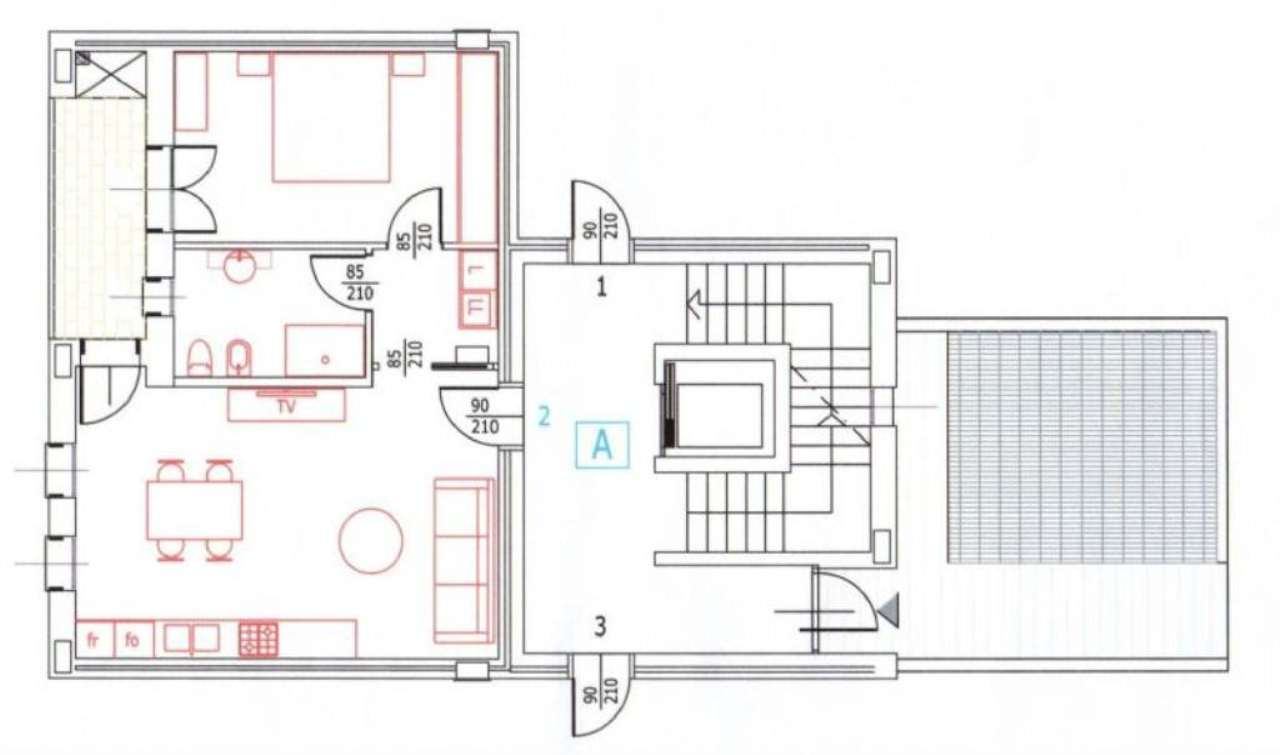 Appartamento in vendita a Castelfranco Veneto, 2 locali, prezzo € 155.000 | Cambio Casa.it