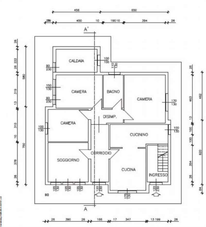 Soluzione Indipendente in vendita a Resana, 8 locali, prezzo € 220.000 | Cambio Casa.it