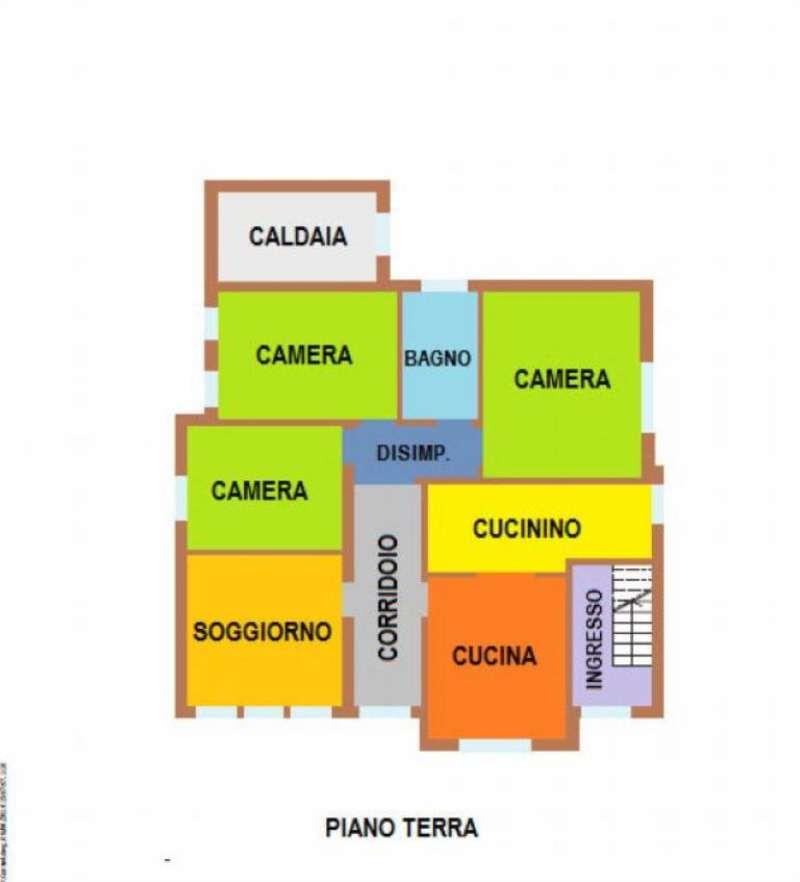 Appartamento in vendita a Resana, 6 locali, prezzo € 116.000 | Cambio Casa.it