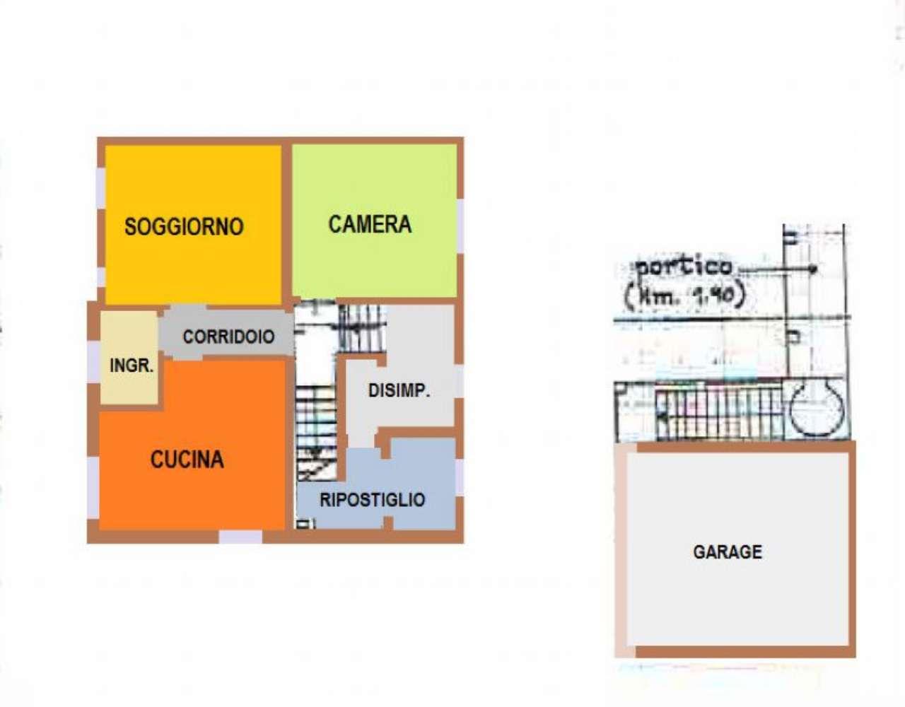 Villa a Schiera in Vendita a Castelfranco Veneto