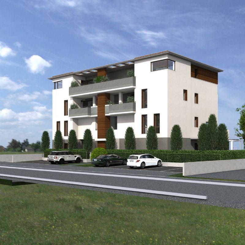 Appartamento in vendita a Castelfranco Veneto, 6 locali, prezzo € 229.000 | Cambio Casa.it