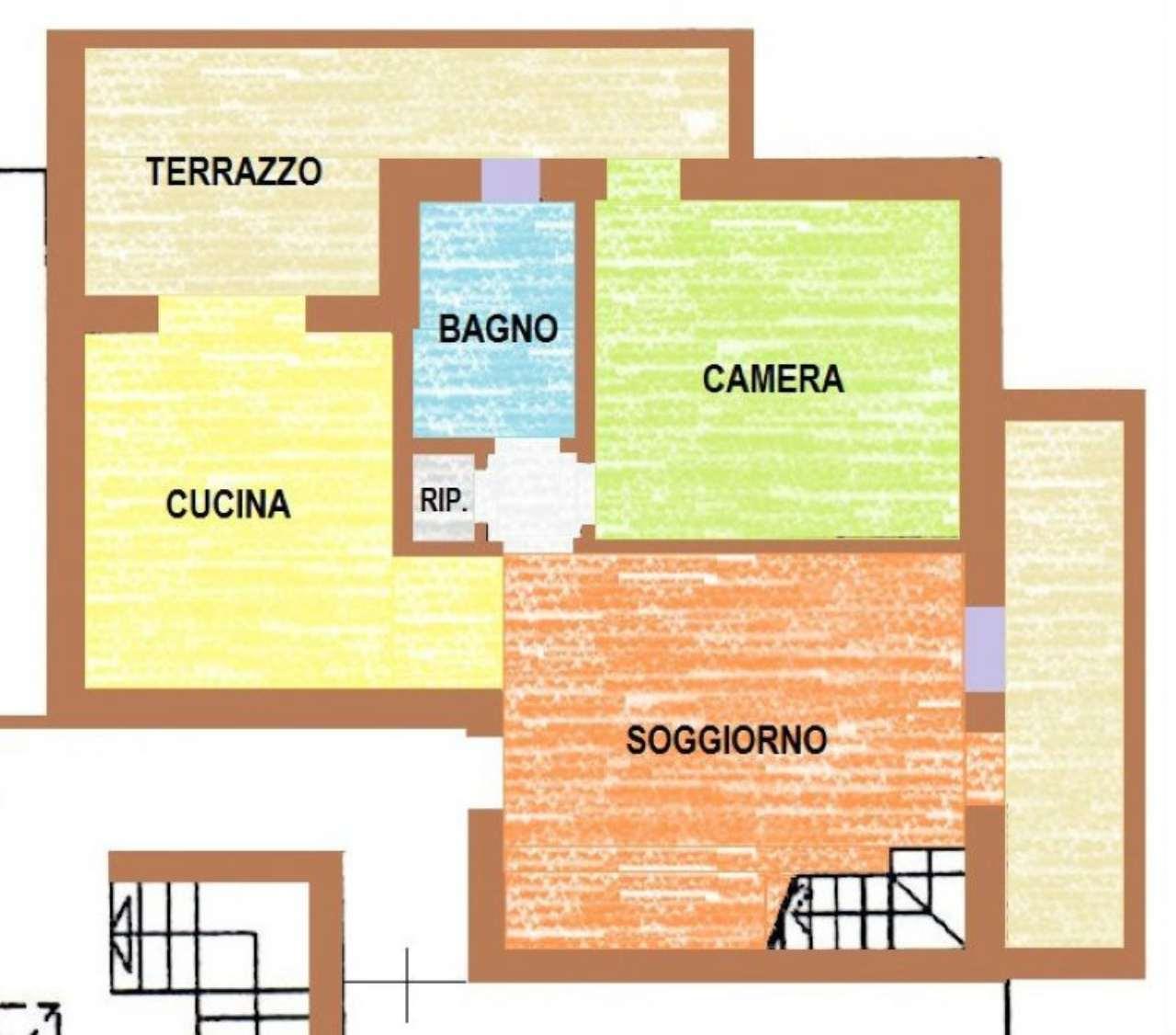 Appartamento in vendita a Castelfranco Veneto, 6 locali, prezzo € 209.000 | Cambio Casa.it