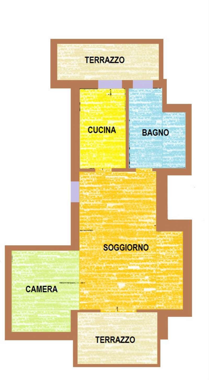 Appartamento in affitto a Castelfranco Veneto, 9999 locali, prezzo € 425 | Cambio Casa.it