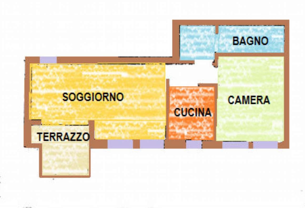 Appartamento in vendita a Castelfranco Veneto, 3 locali, prezzo € 99.000 | Cambio Casa.it