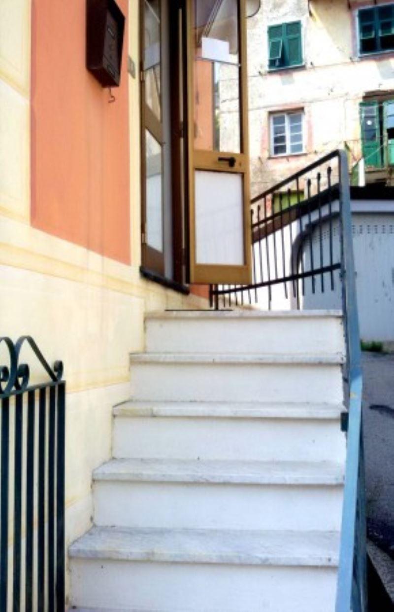 Bilocale Uscio Via Costa Chiesa 2
