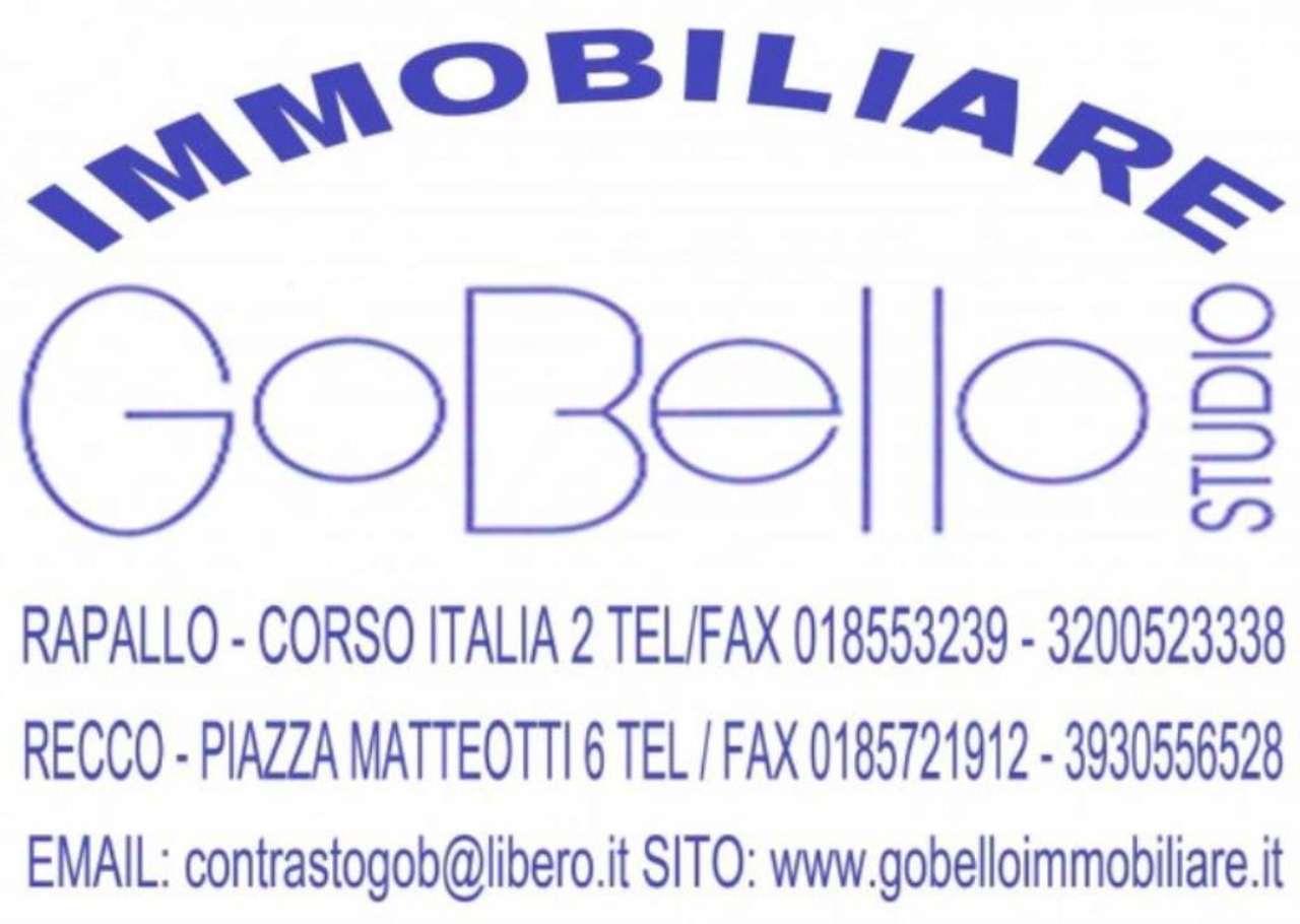 Bilocale Rapallo Via Privia Ghizolfo 6