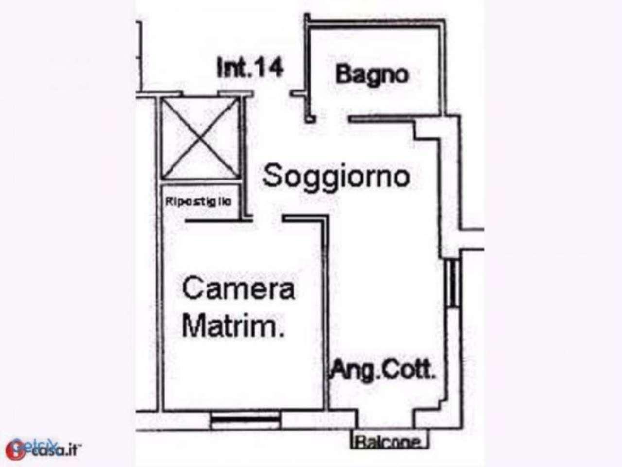 Vendita  bilocale Rapallo Via Laggiaro 1 875296