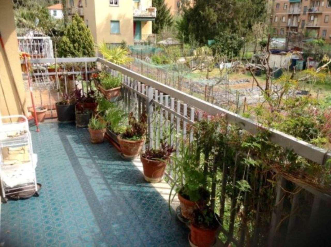 Bilocale Rapallo Via Pontenuovo 1