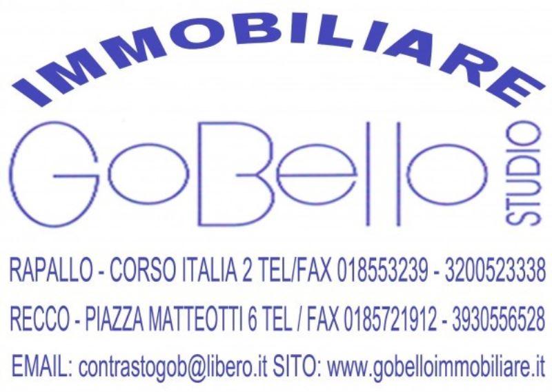 Bilocale Camogli Via P. Risso 4