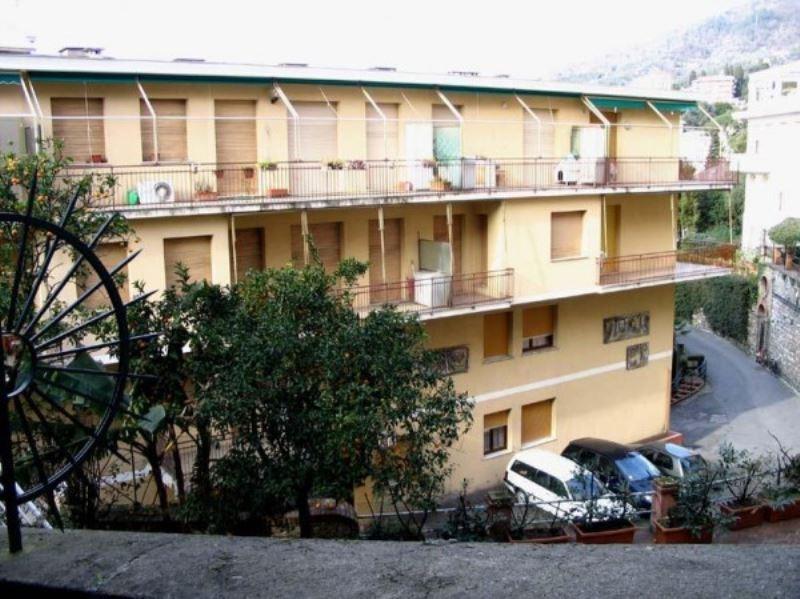 Bilocale Rapallo Via Privata Cardinale 4