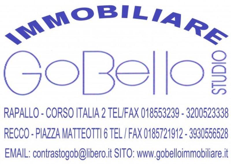 Bilocale Rapallo Via Privia Ghizolfo 3
