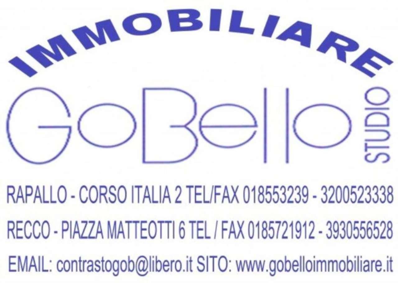 Bilocale Santa Margherita Ligure Via Belvedere 8