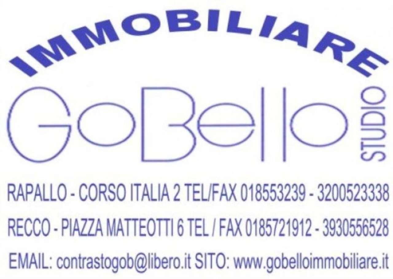 Bilocale Rapallo Via Bosena 3