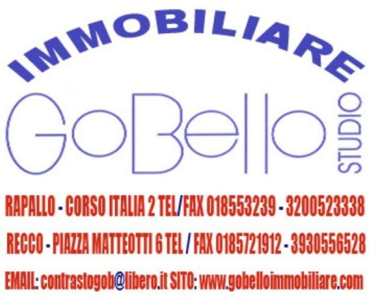 Bilocale Rapallo Via Schiappacasse 8