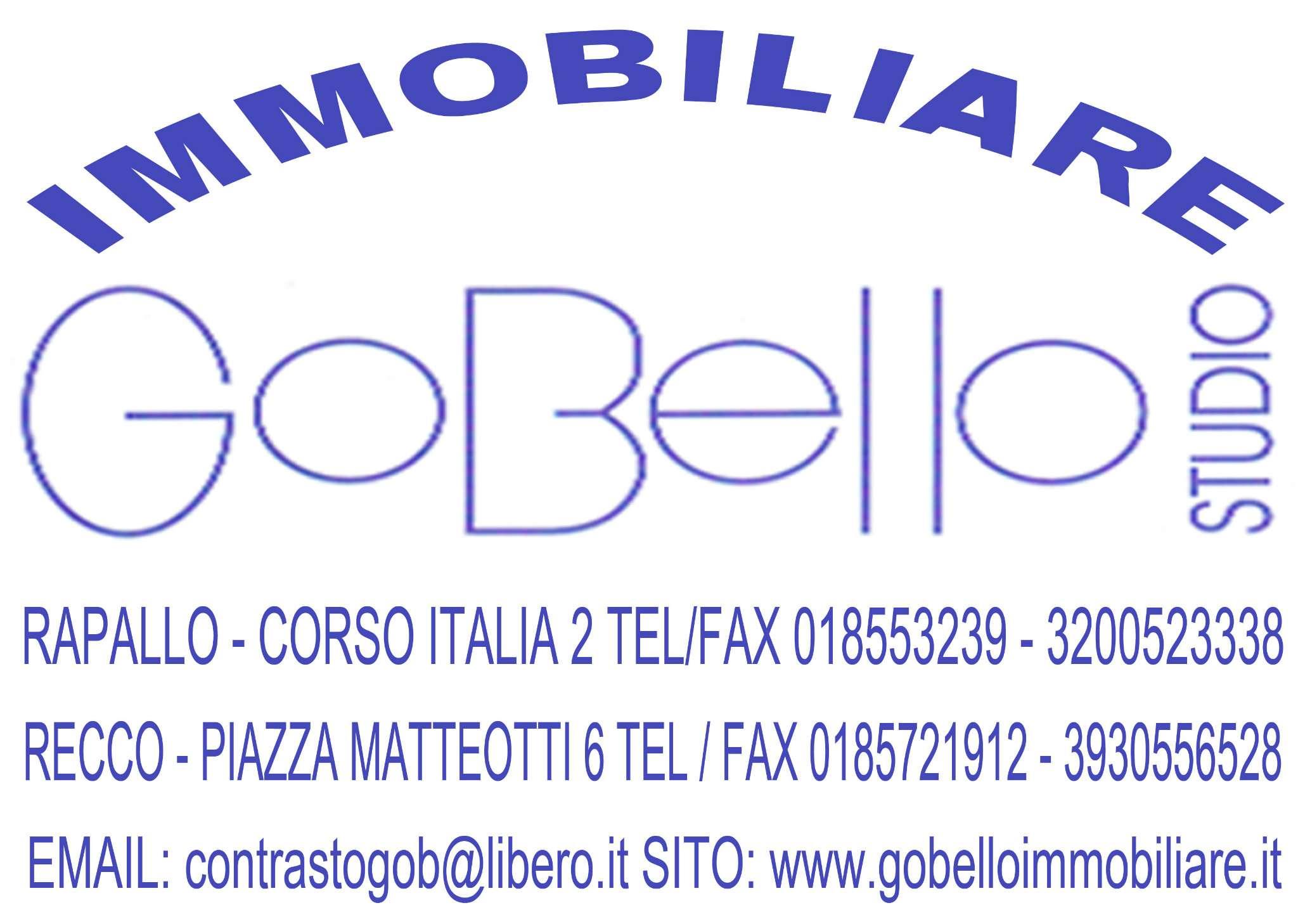 Bilocale Rapallo Via Toti 10