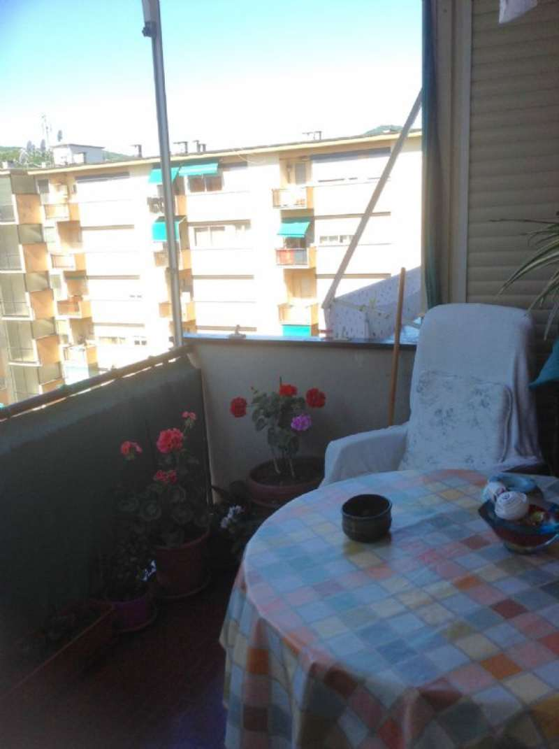 Bilocale Rapallo Via Fratelli Bandiera 2
