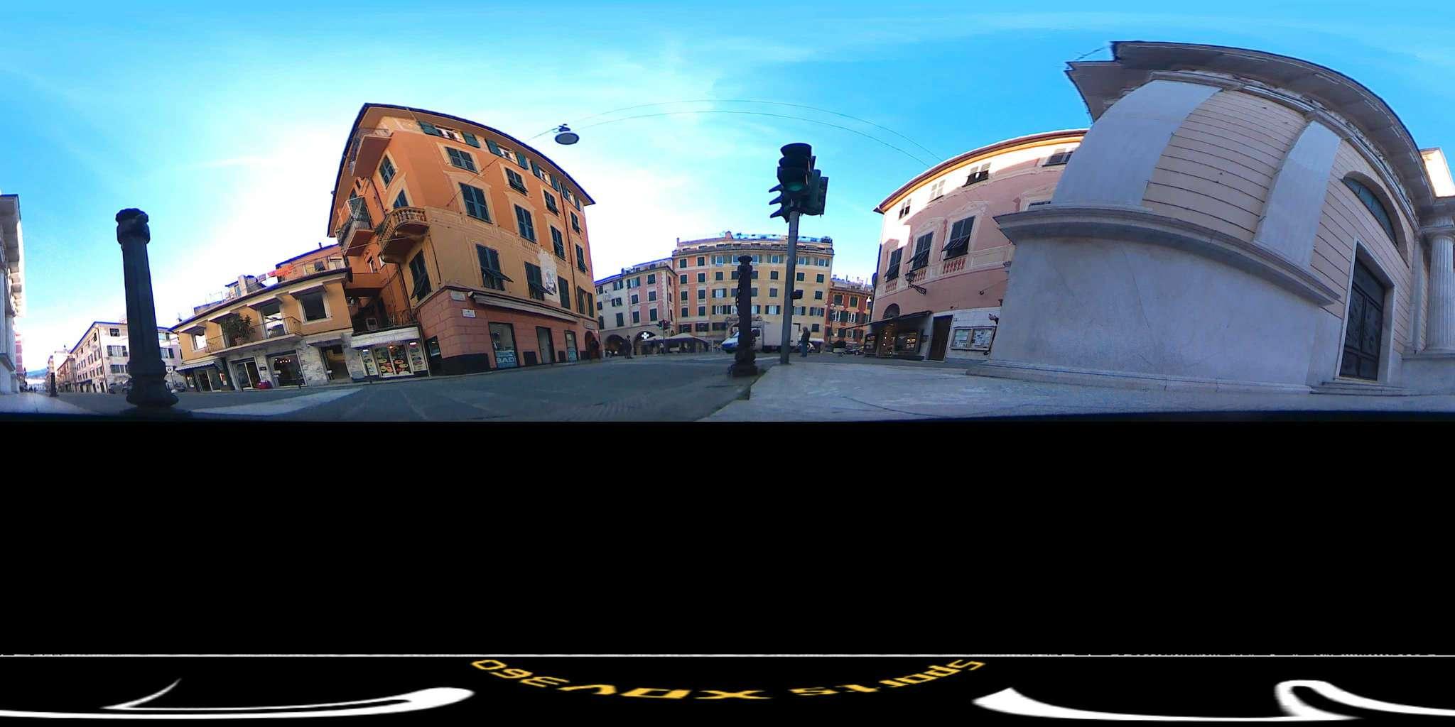 Bilocale Rapallo Via Camporino 7