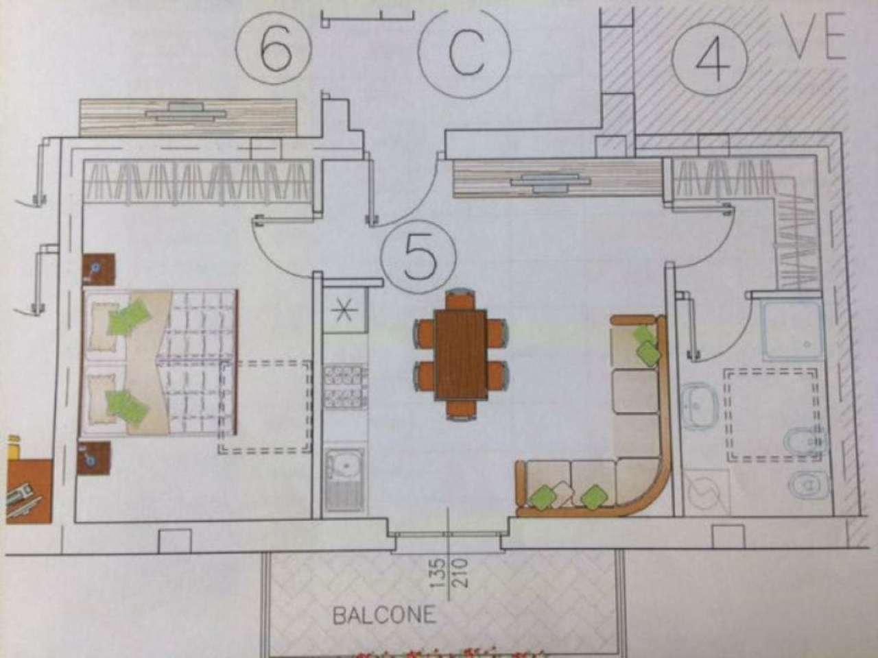 Vendita  bilocale Marnate Via Donatello 1 1073517