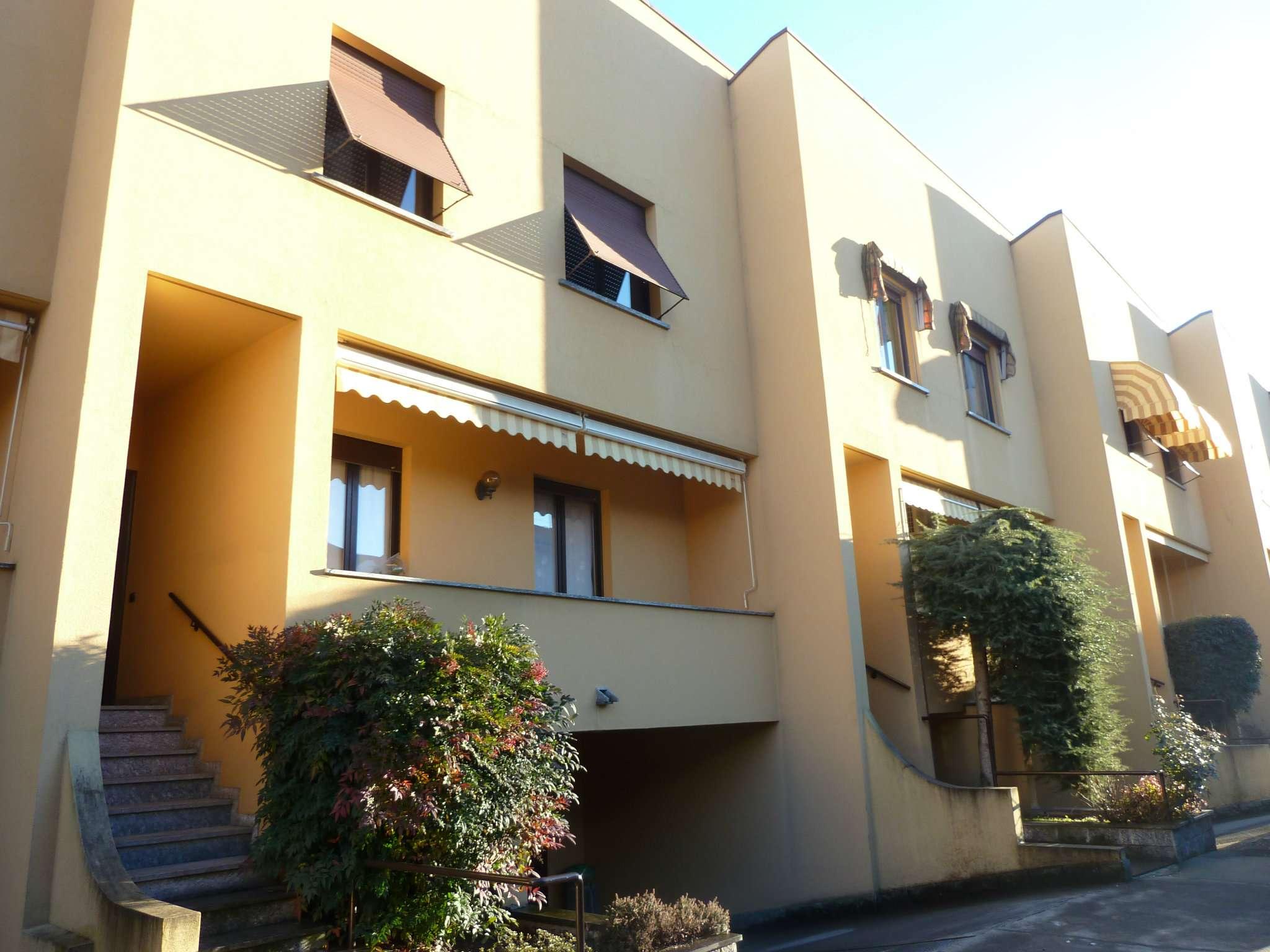 Villa a Schiera in vendita a Gerenzano, 4 locali, prezzo € 270.000 | Cambio Casa.it