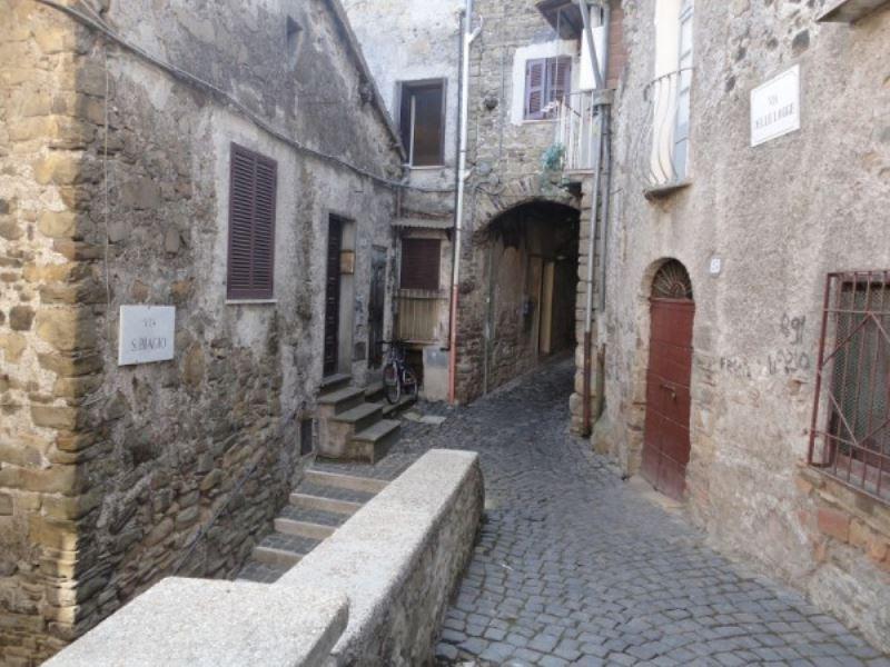 Bilocale San Vito Romano Via Governo Vecchio 2