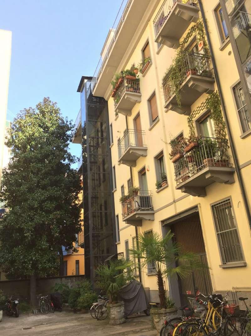 Attico in Vendita a Milano 17 Marghera / Wagner / Fiera: 3 locali, 99 mq