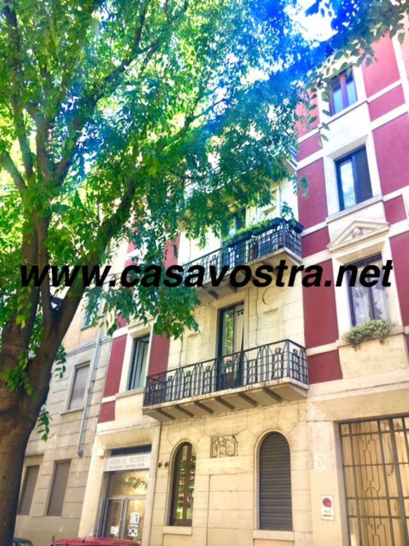 Attico in Vendita a Milano 17 Marghera / Wagner / Fiera: 4 locali, 180 mq
