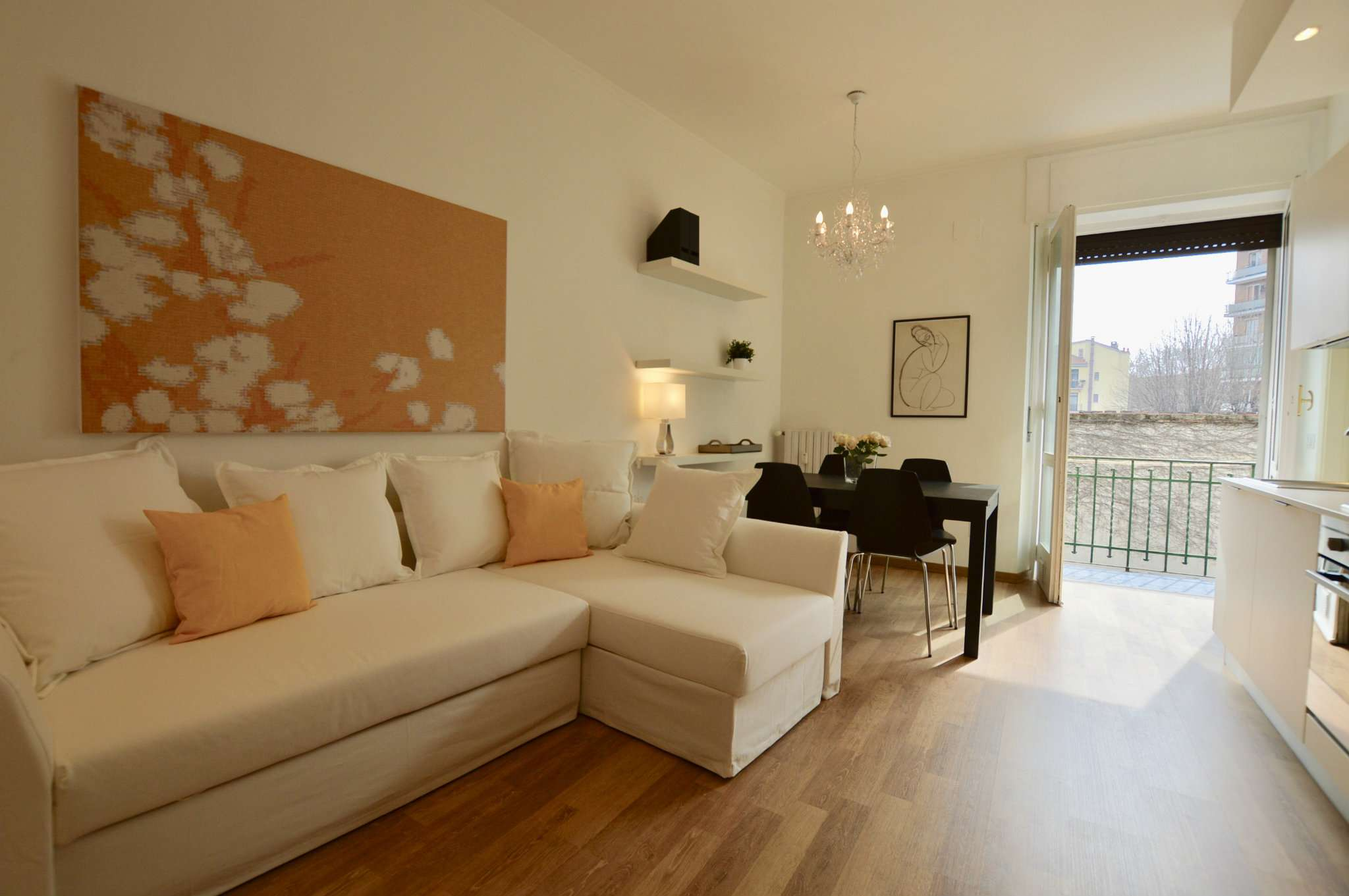 Appartamento in Vendita a Milano 28 Vialba / Musocco / Lampugnano: 3 locali, 70 mq